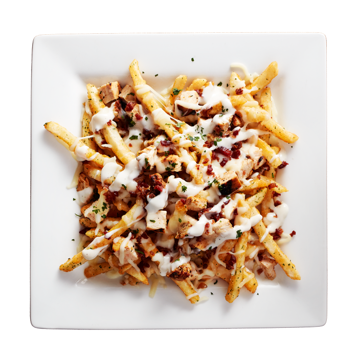 Loaded Fries from Big Whiskey's Restaurant Franchise