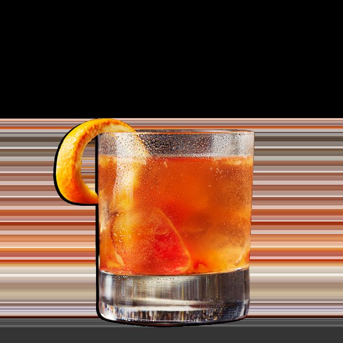 Liquor from big whiskey's american restaurant franchise
