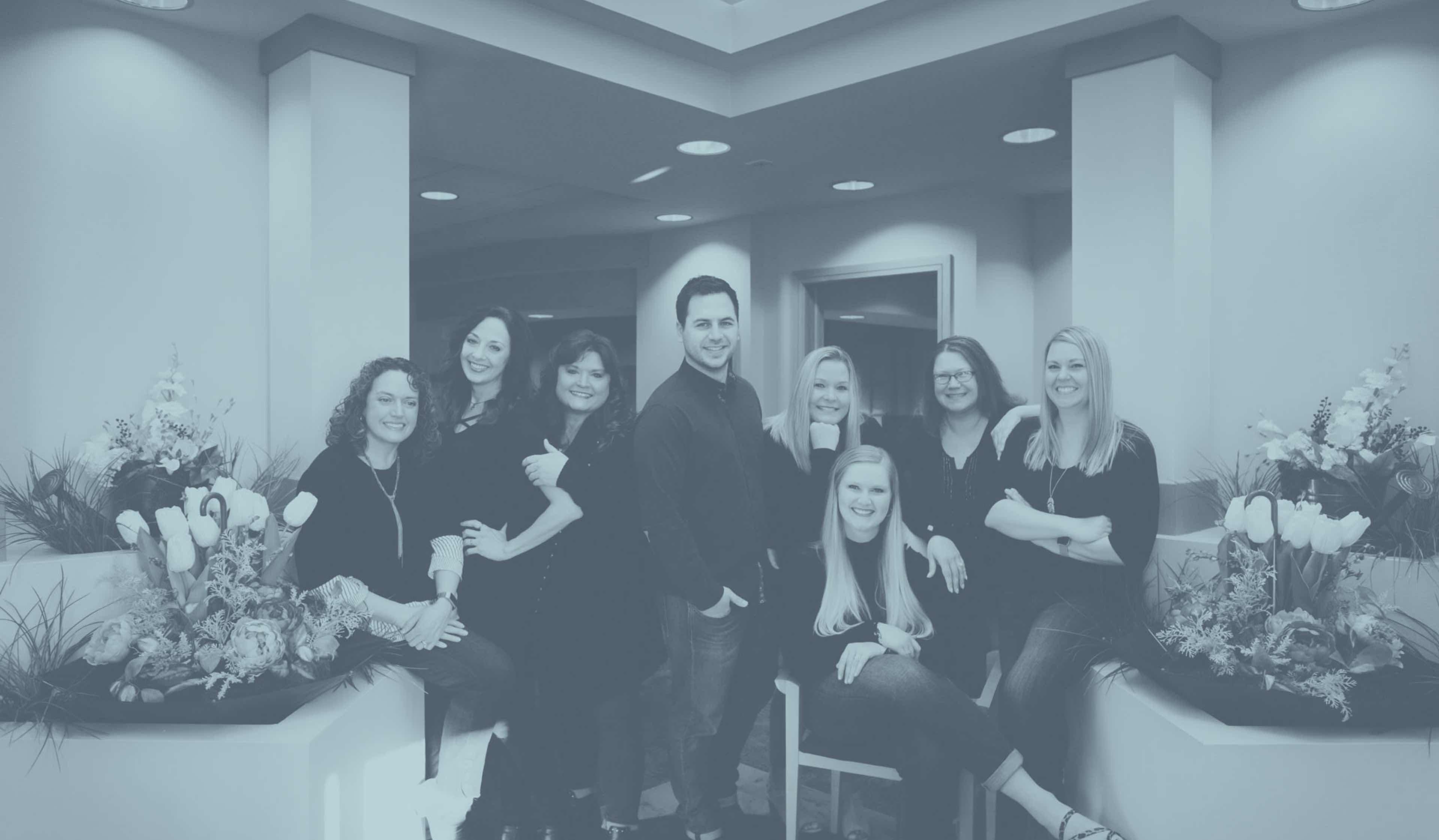 Photo of the Majidian Dental team
