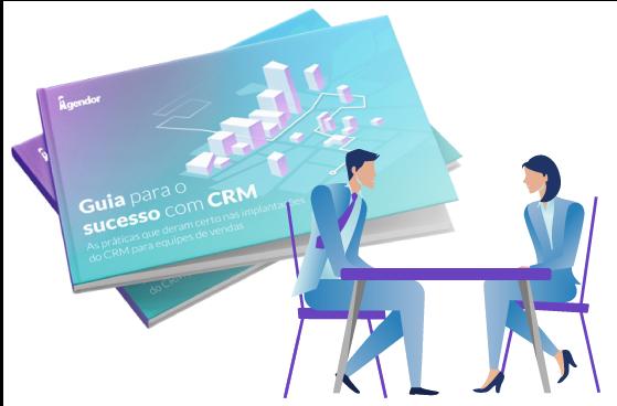 Guia para sucesso com CRM