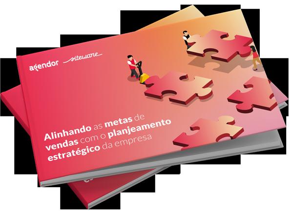 [ebook] Como definir e alinhar metas de vendas com o planejamento estratégico da empresa