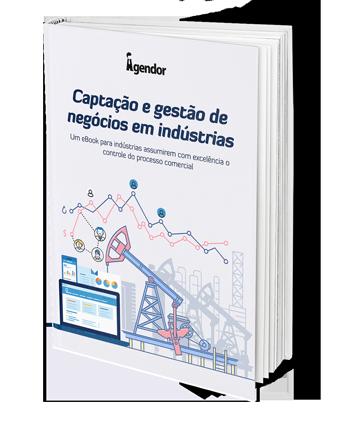 Captação e gestão de negócios em indústrias