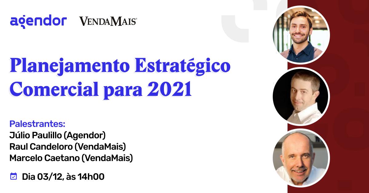 Webinar   Planejamento Estratégico Comercial para 2021