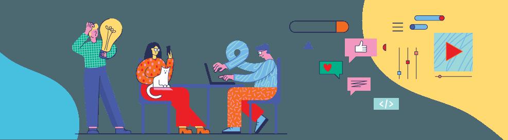 Health and fitness club digital marketing