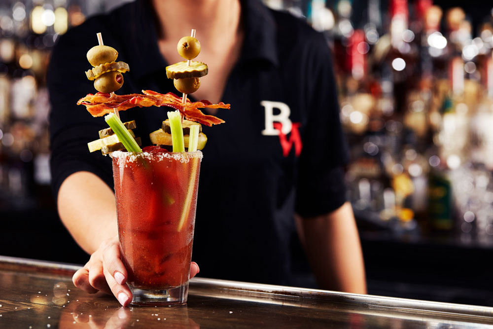Images of profitable restaurant franchise