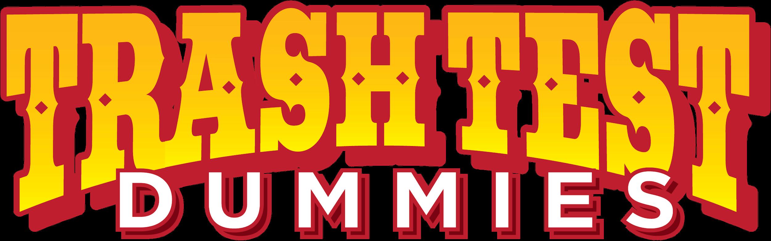 Trash Test Dummies Logo