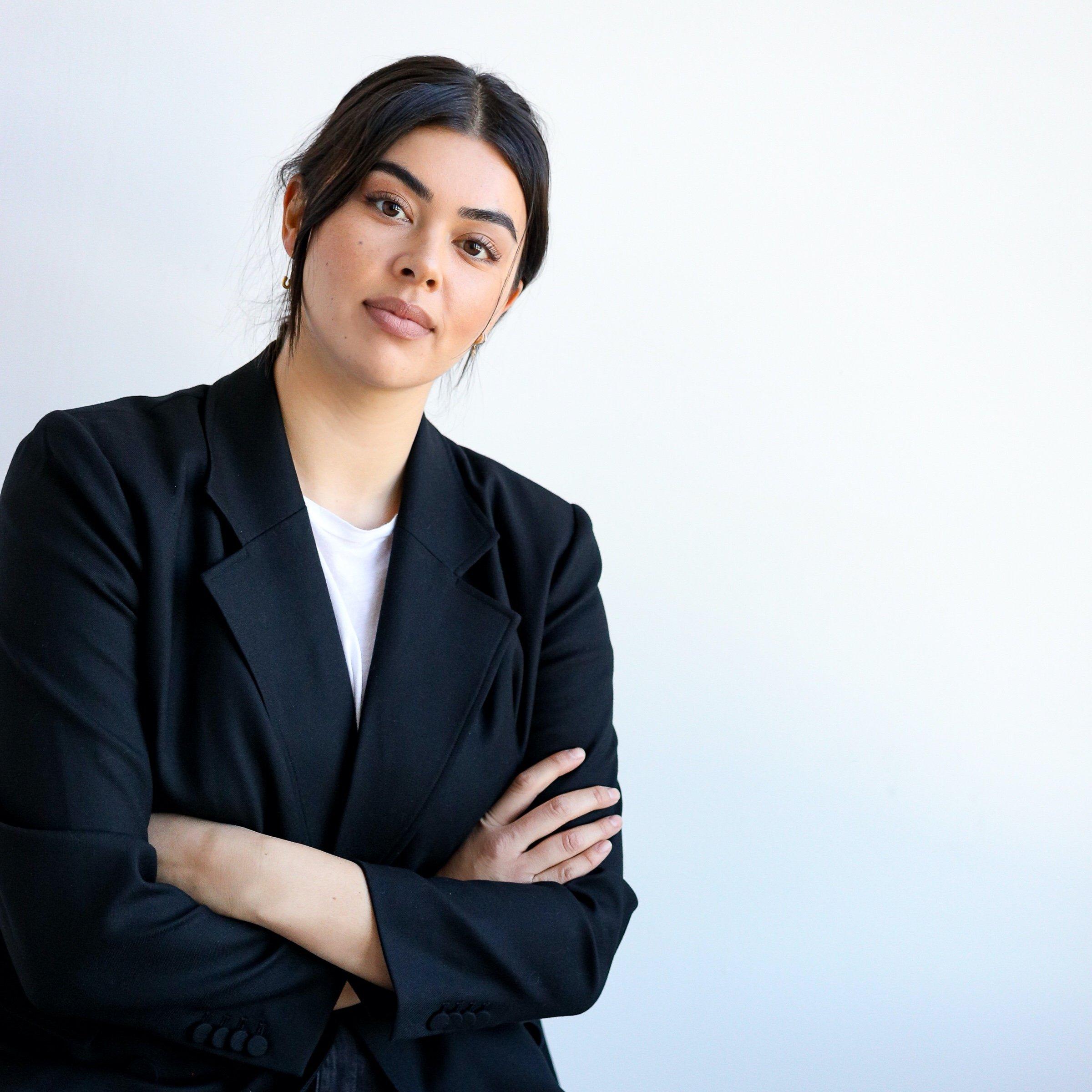 Portrait of Lauren Chan