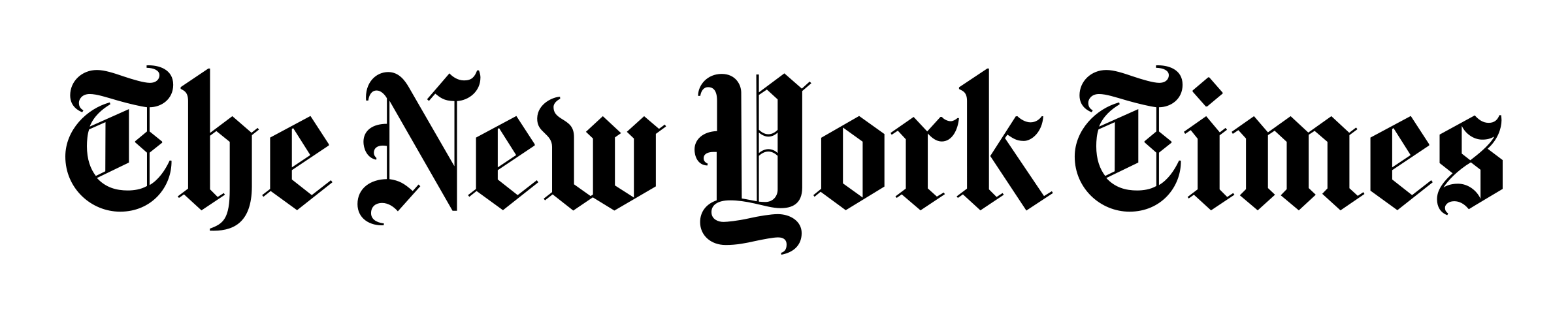 Logo du New Yort Times