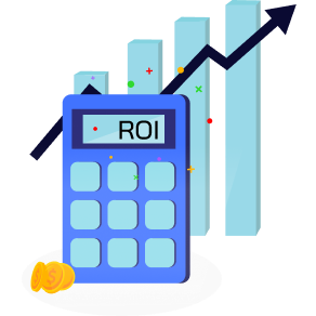A calculator to see return on investment from using tru.ID