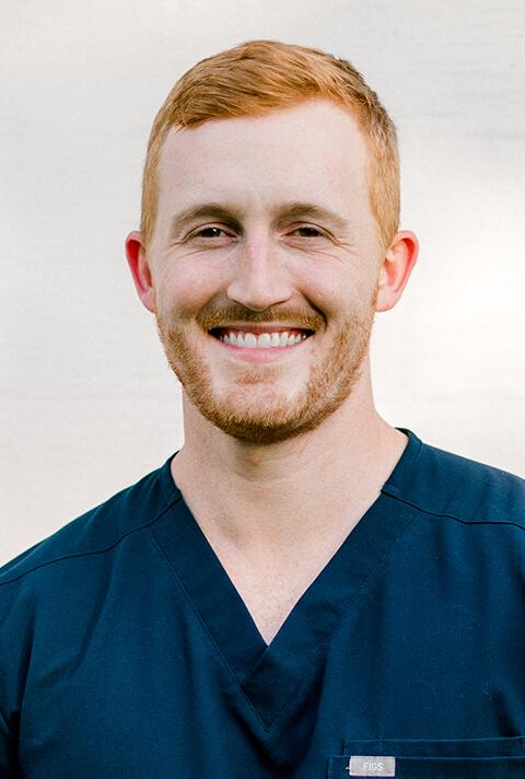 A headshot of Dr. Josh Dorsett, one of the dentists at Dorsett Dental Care.