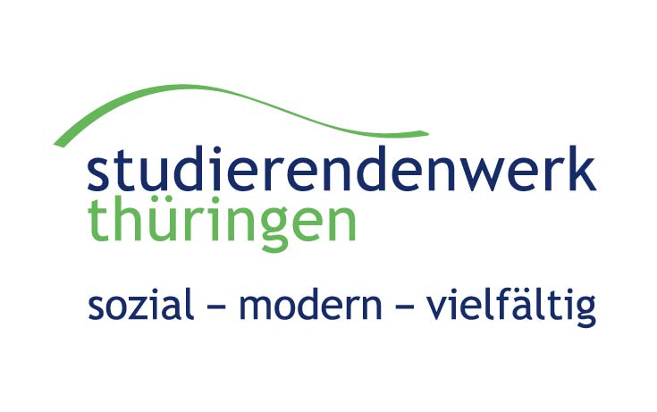Logo Studierendenwerk Thüringen