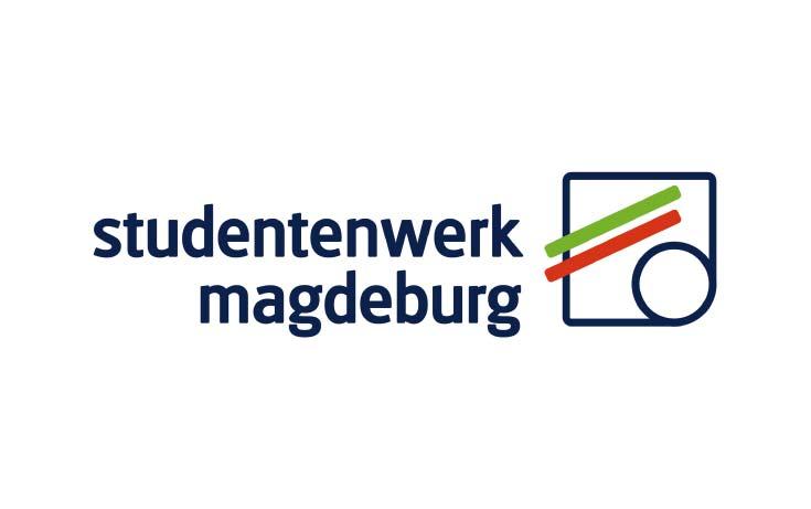 Logo Studentenwerk Magedburg