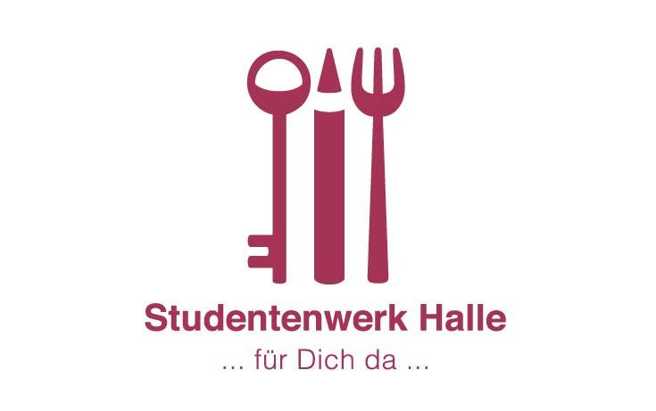 Logo Studentenwerk Halle