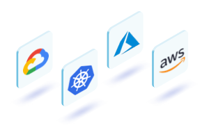 Icons for cloud DWHs (BigQuery, Redshift, Synapse)
