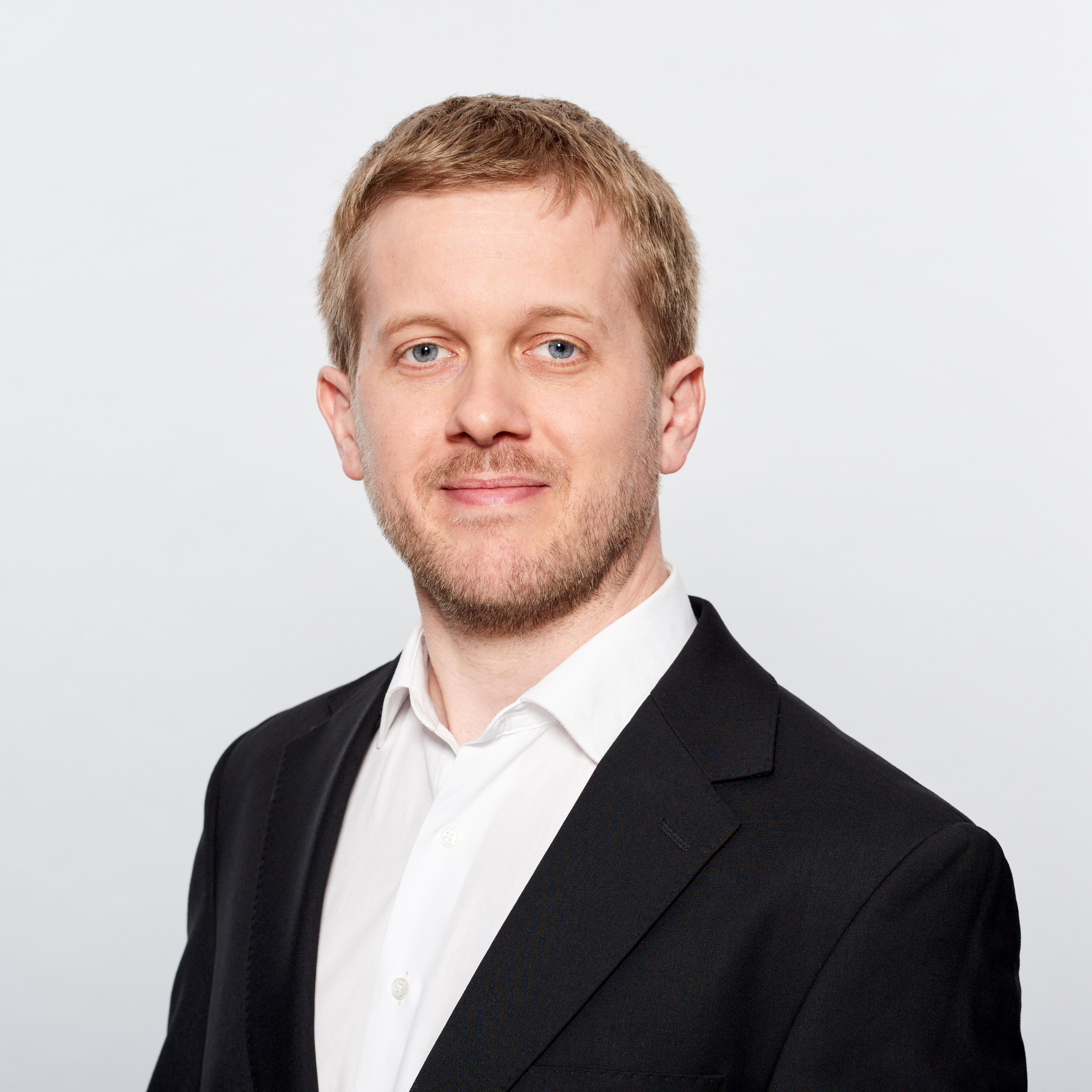 Chris Baynes, CTO of Contiamo