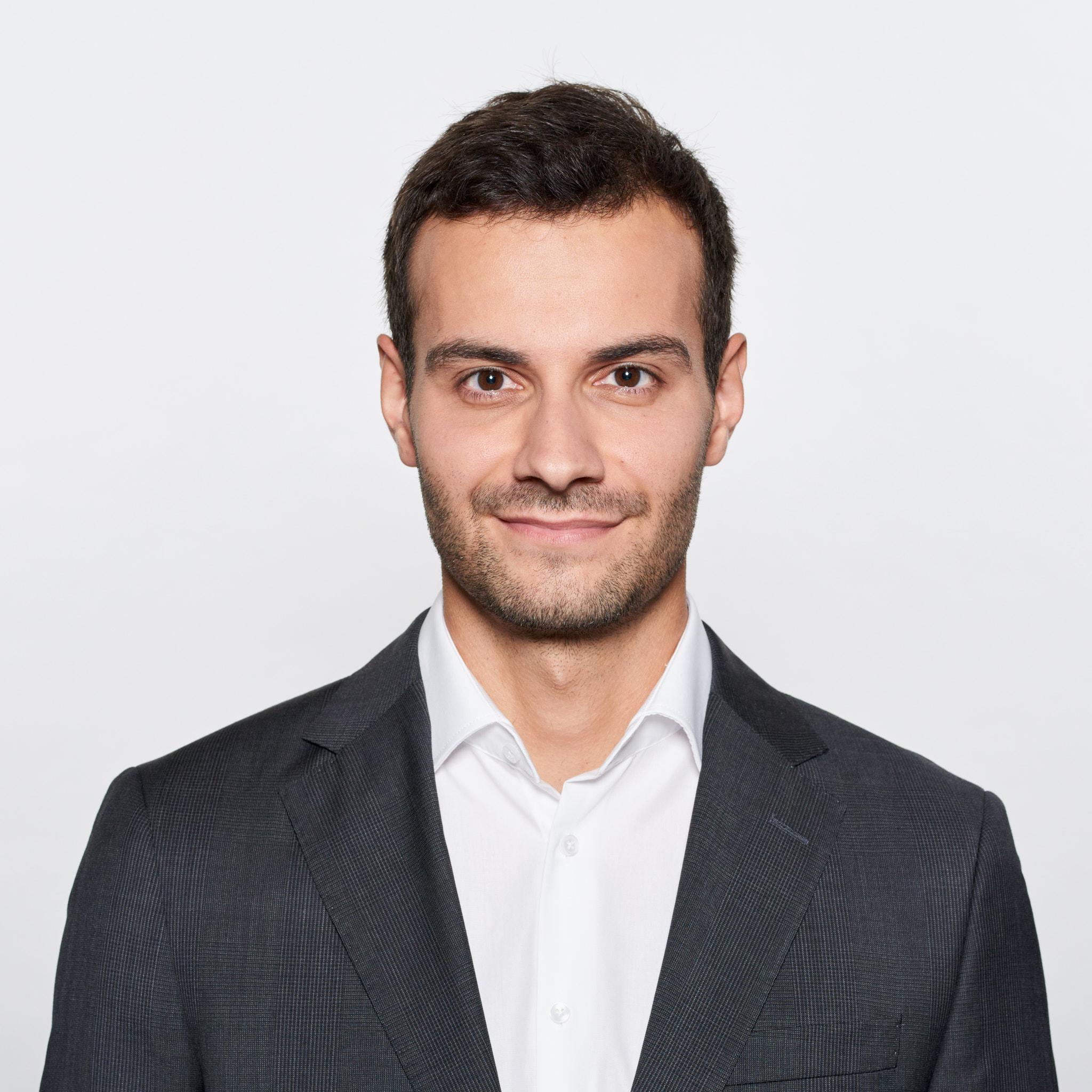 Daniel Mahlow, co-founder of Contiamo
