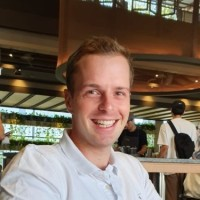 Mike Linthe, COO of Contiamo
