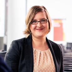 Luise Stupricht, Managerin Risk Assurance PwC