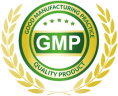 GMP Certified Badge