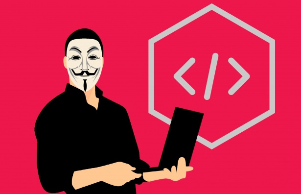 Hacker d'ordinateur