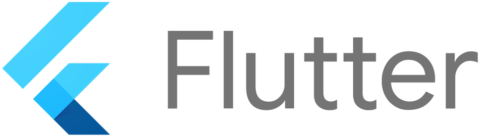 Flutter logo