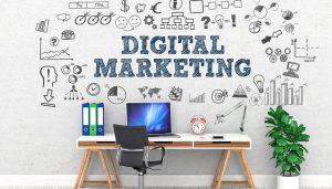 Le digital marketing et SEO/SEA