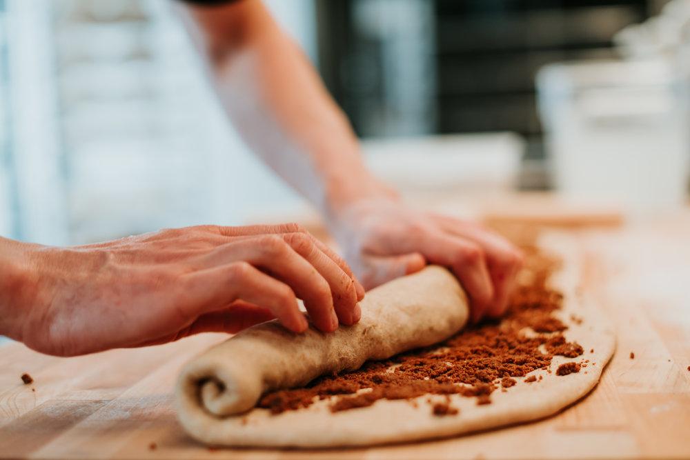 Plant-based bakery BReD