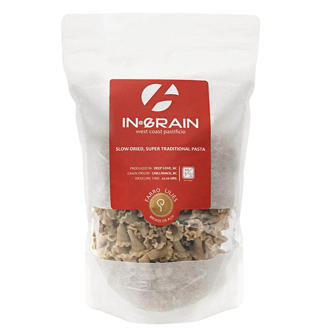 In-Grain Farro Lillies