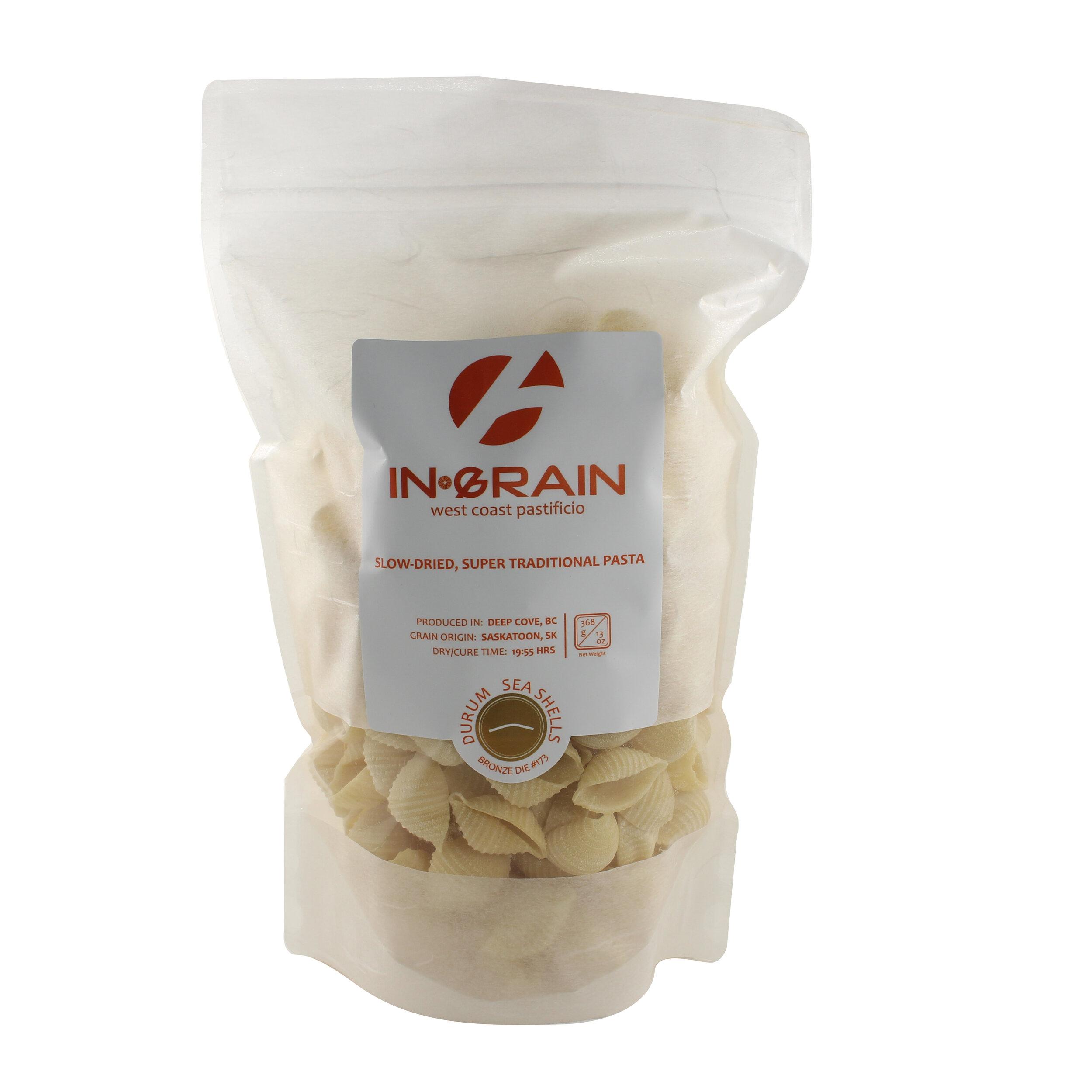 In-Grain Durum Sea Shells