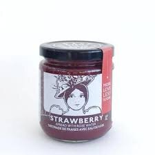 East Van Jam Strawberry + Rose