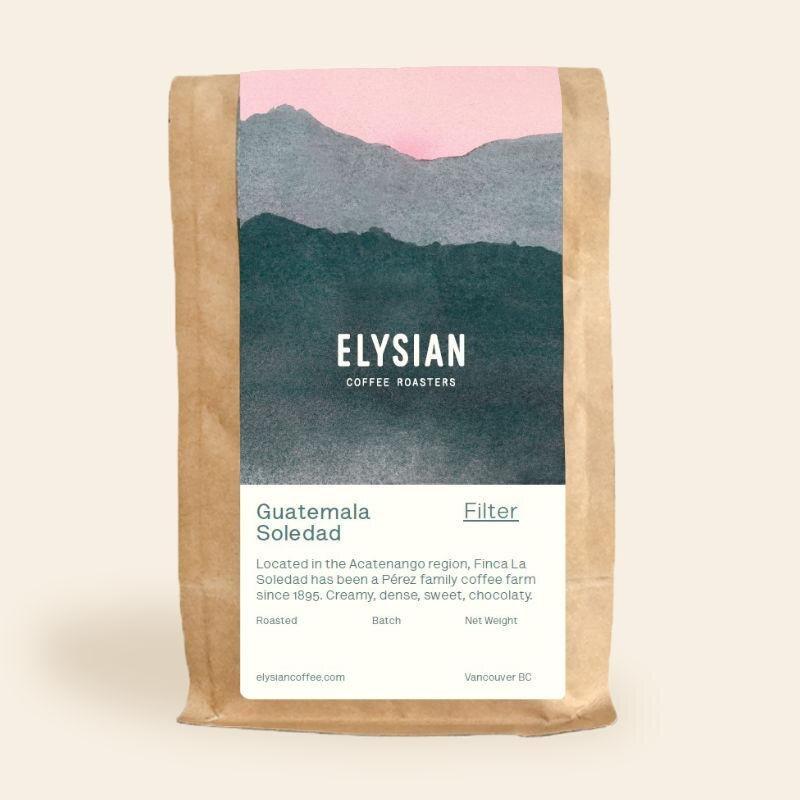Elysian Coffee Beans Guatemala