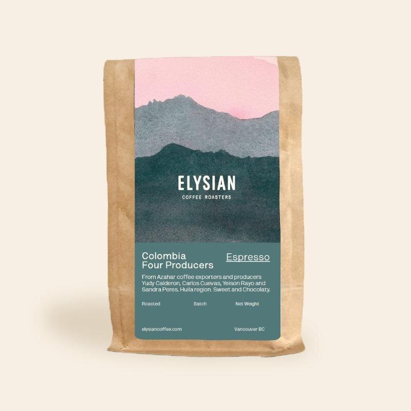 Elysian Coffee Espresso Beans