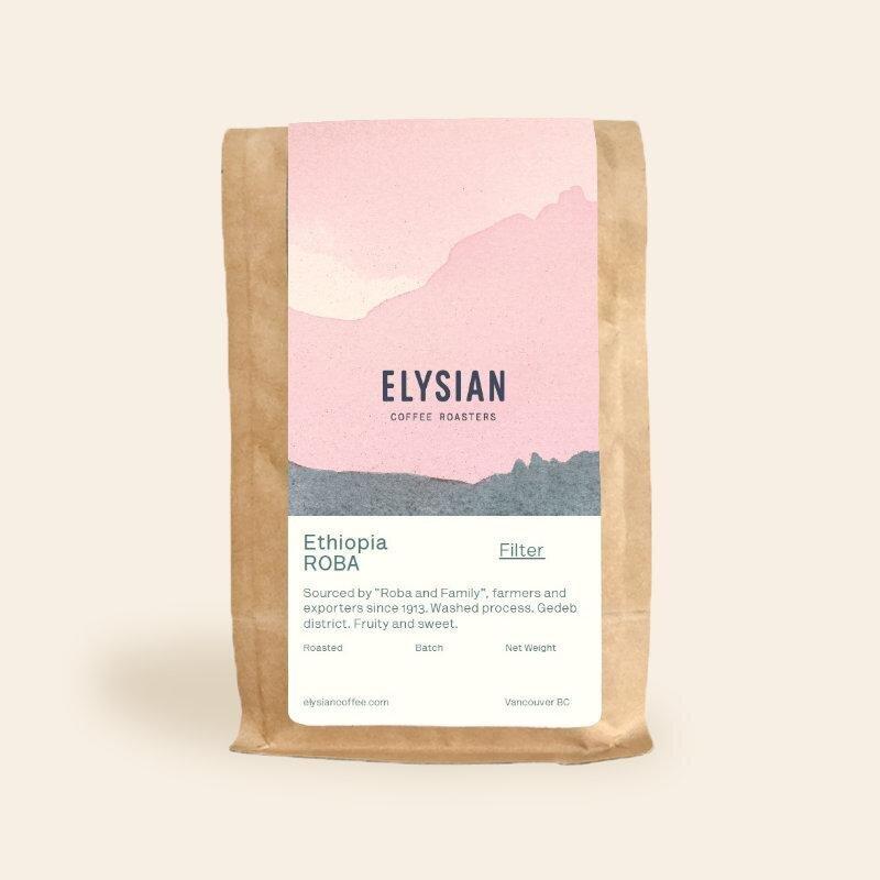 Elysian Coffee Beans Ethiopia
