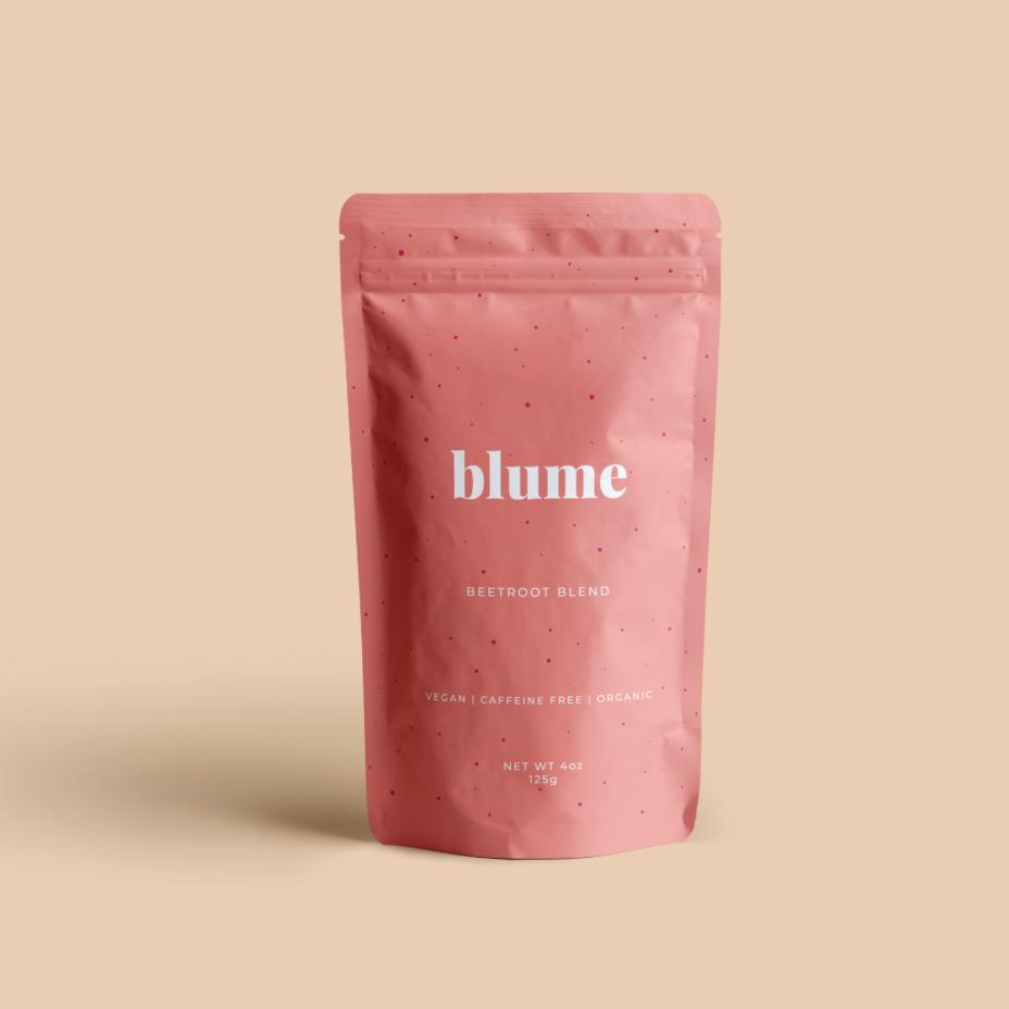 Beetroot Blume Latte Blend