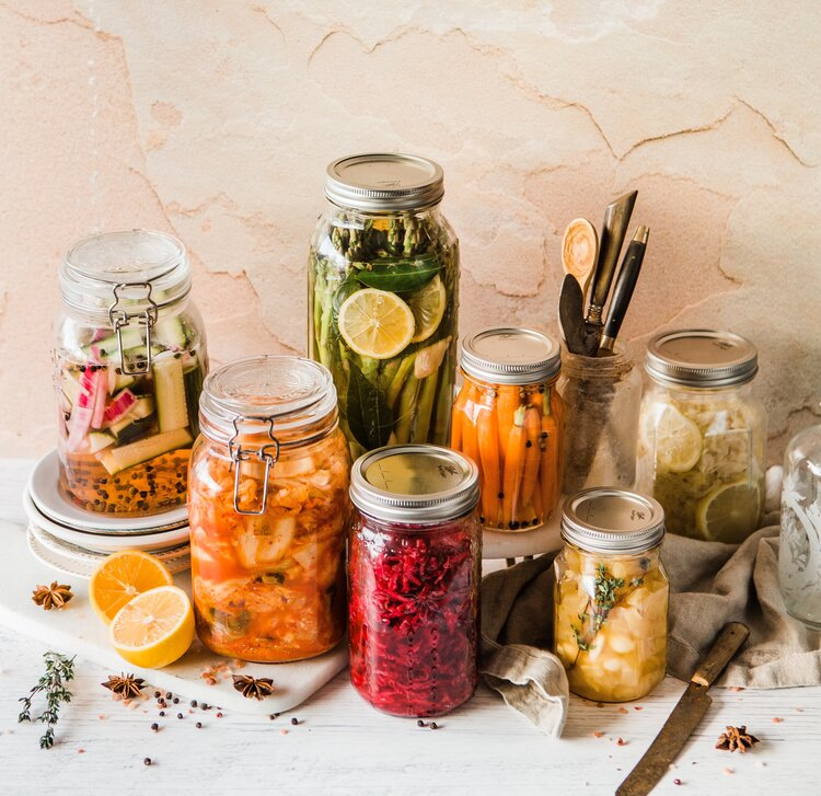 LEARNING TO LOVE THE MICROBE: FERMENTED FOODS ON THE RISE