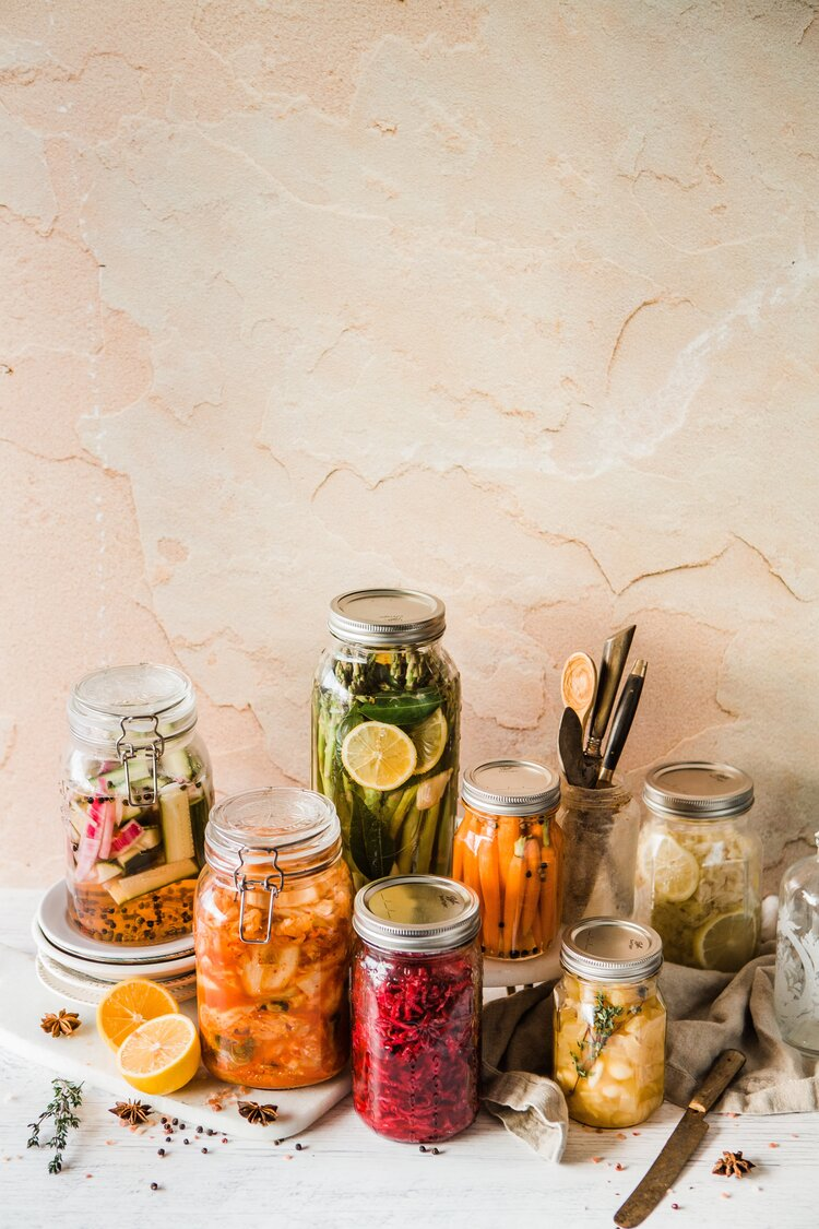 you can ferment many different kinds of foods
