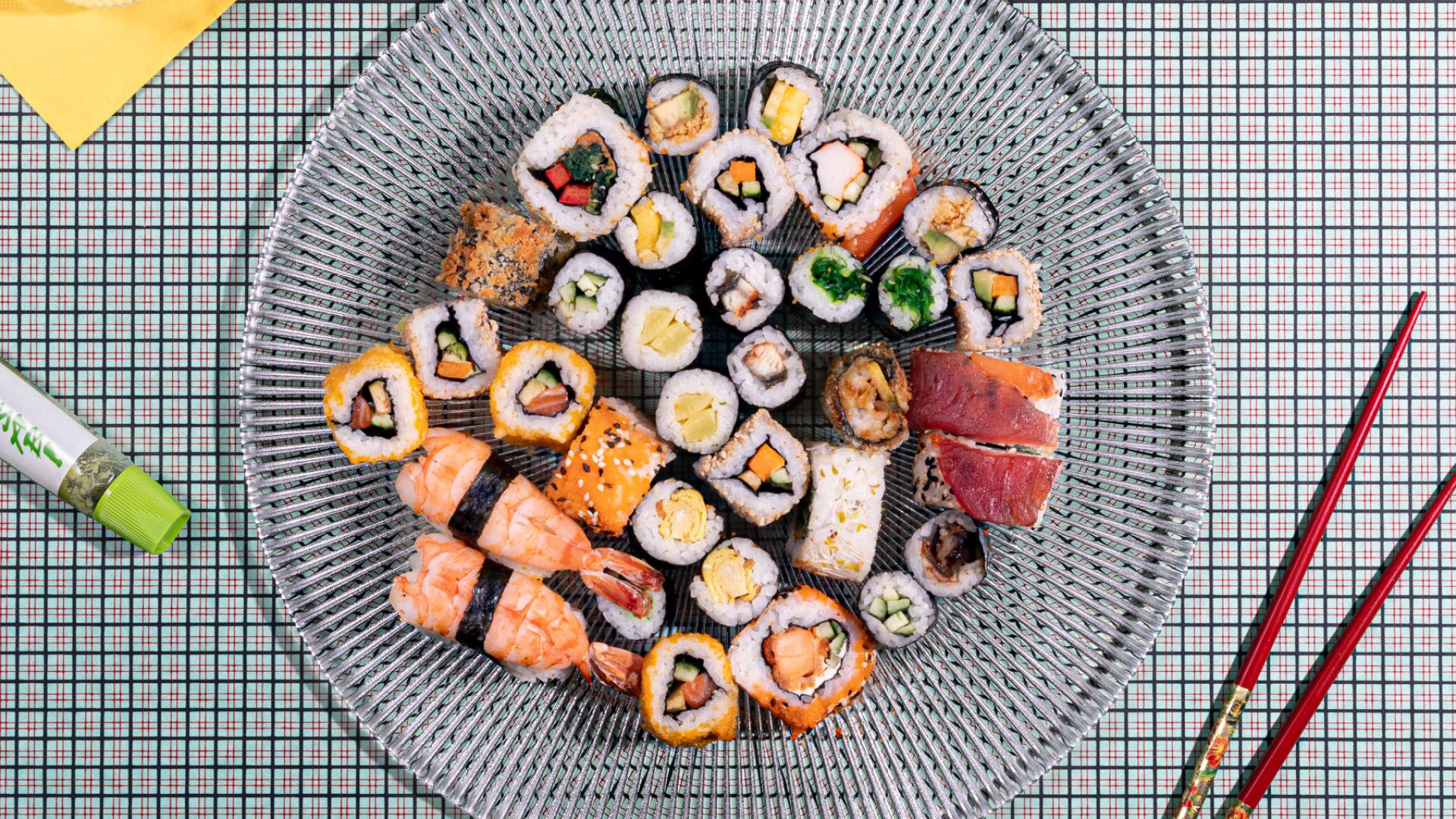 sushi-zuhause-machen