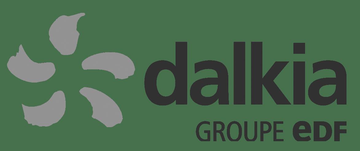 Logo Dalkia groupe EDF