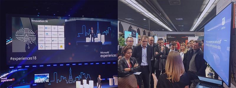 Microsoft Experiences 18