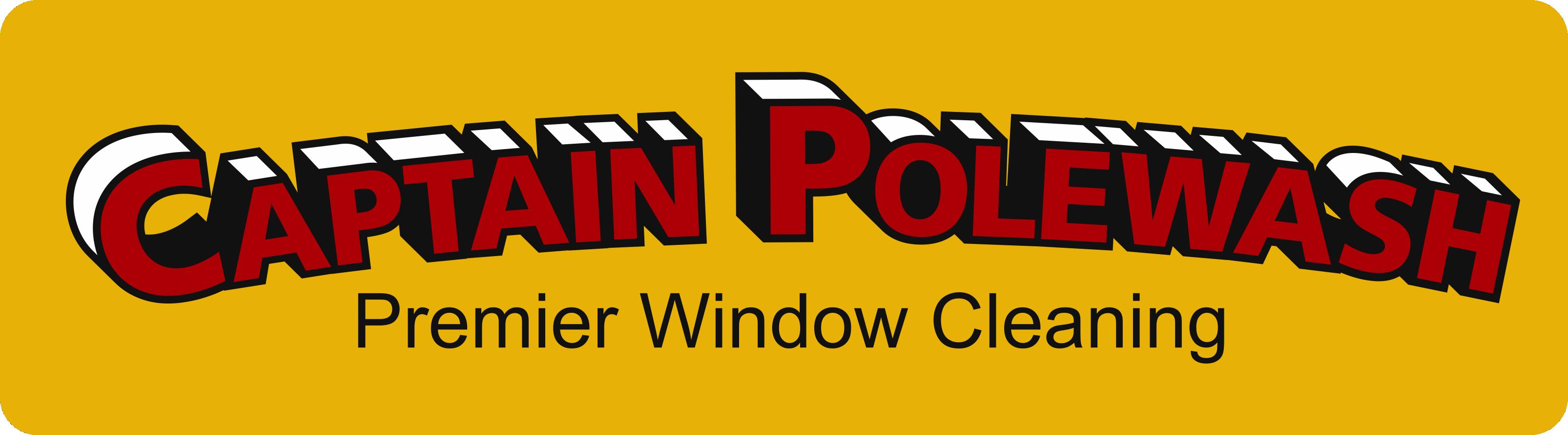 Captain Polewash logo.