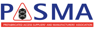 Prefabricated Access Suppliers' and Manufacturers' Association badge.