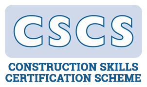 Construction Skills Certification Scheme badge.