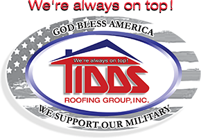 Tidd's Roofing Group Logo