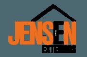 Jensen Exteriors Logo