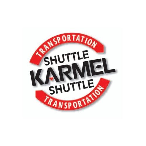 Karmel Shuttle Logo