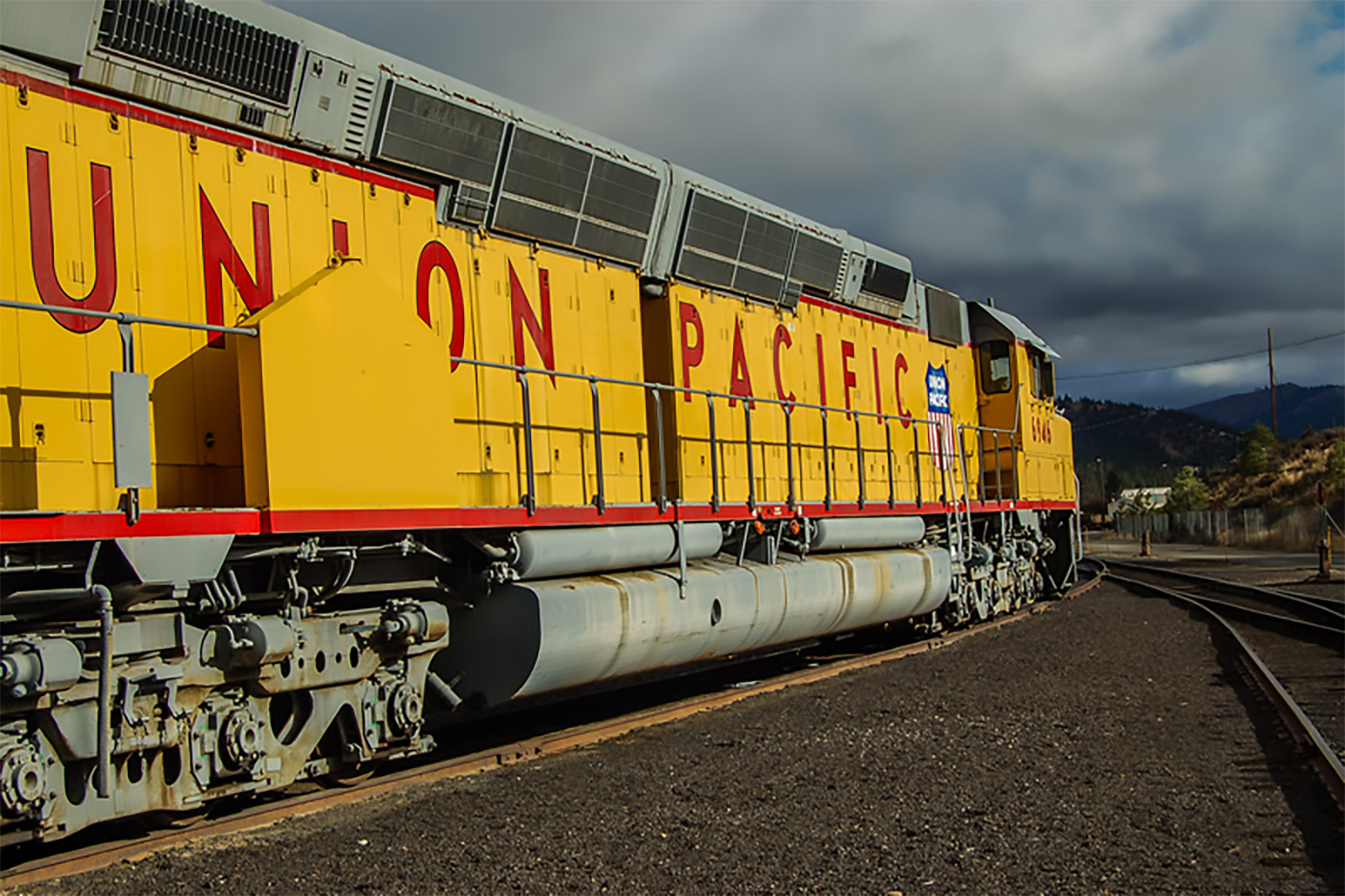 Portola Railroad Museum