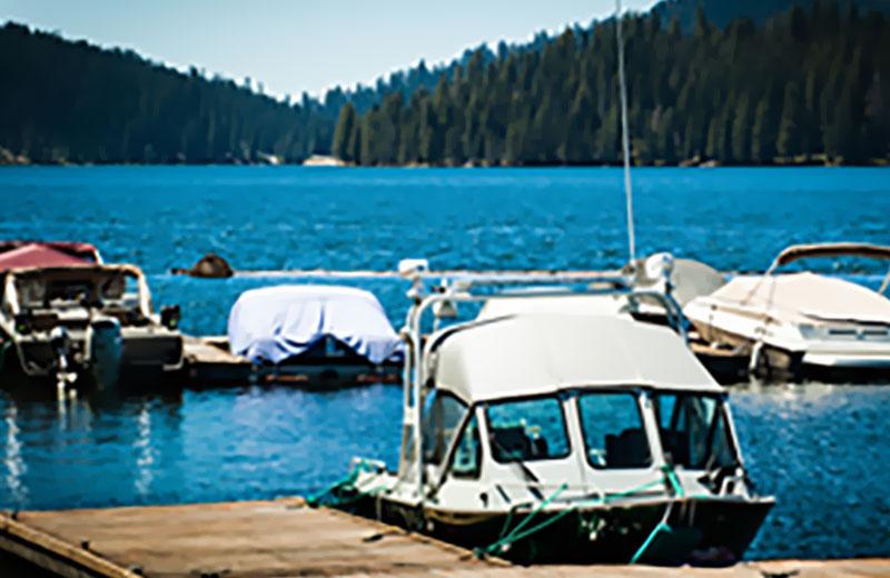 Buck's Lake Boat