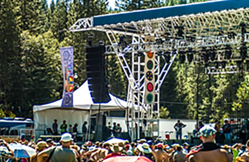 High Sierra Music Festival at County Fair
