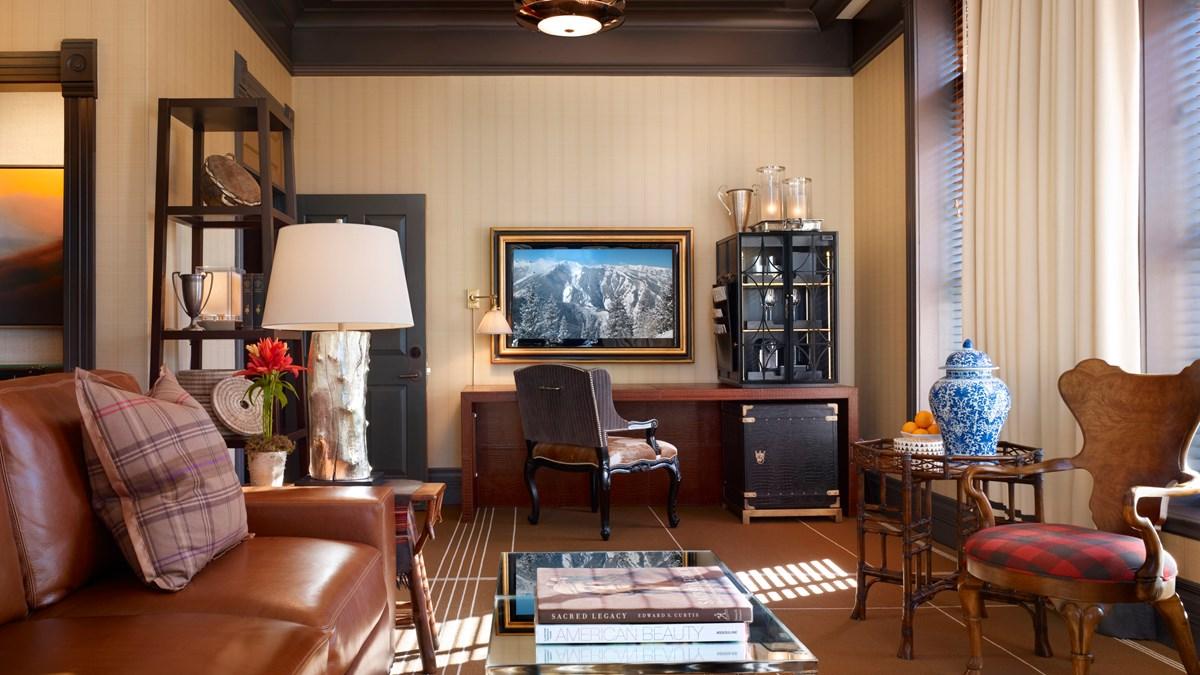 Hotel Jerome Suite 5