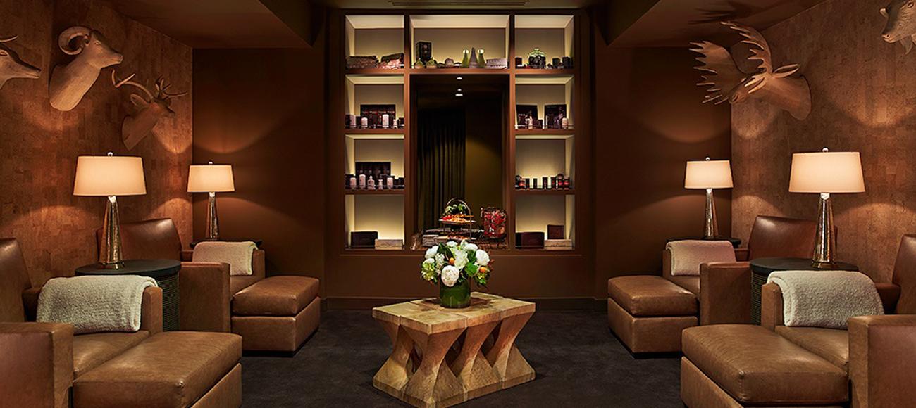 Hotel Jerome Lounge